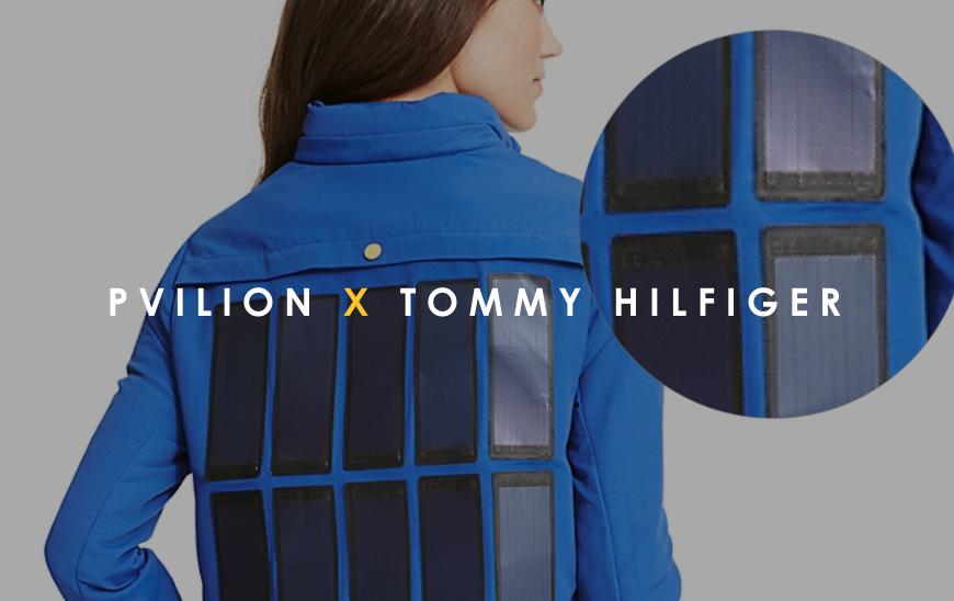 Tommy Hilfiger Solar Clothing
