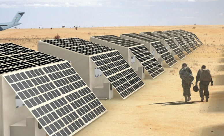 Pvilion Awarded Air Force SBIR Phase II Program For Rapidly Deployable, Solar Powered Structures