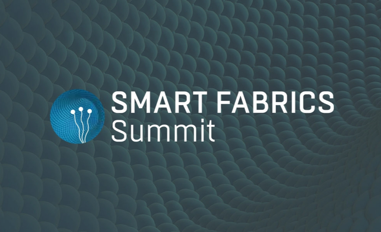 Colin Touhey, Pvilion CEO, presents at Smart Fabrics Summit 2018