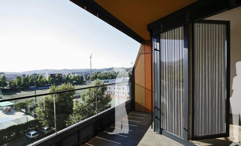 Interior Solar Curtains