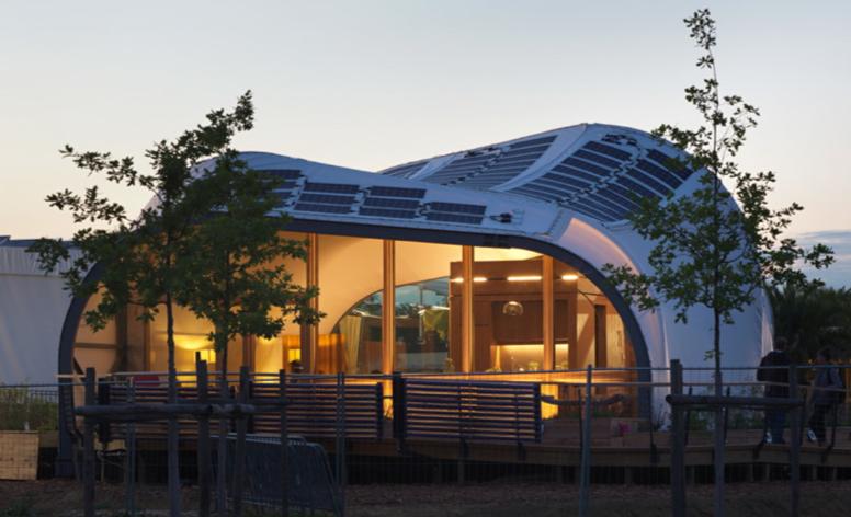 2014 Solar Decathlon – Techstyle Haus
