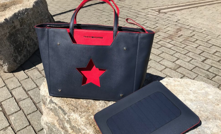Tommy Hilfiger Solar Tote